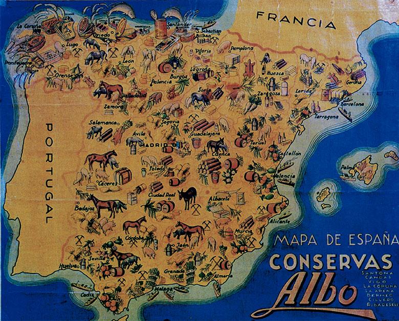 Mapa ciudades Albo