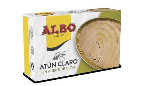 Atún conservas Albo