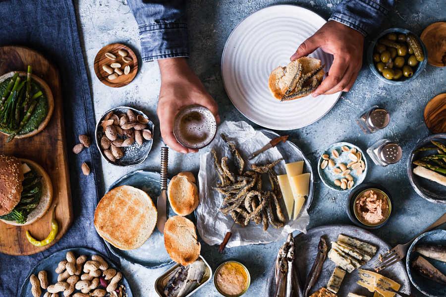 Alimentos en conservas Saludables