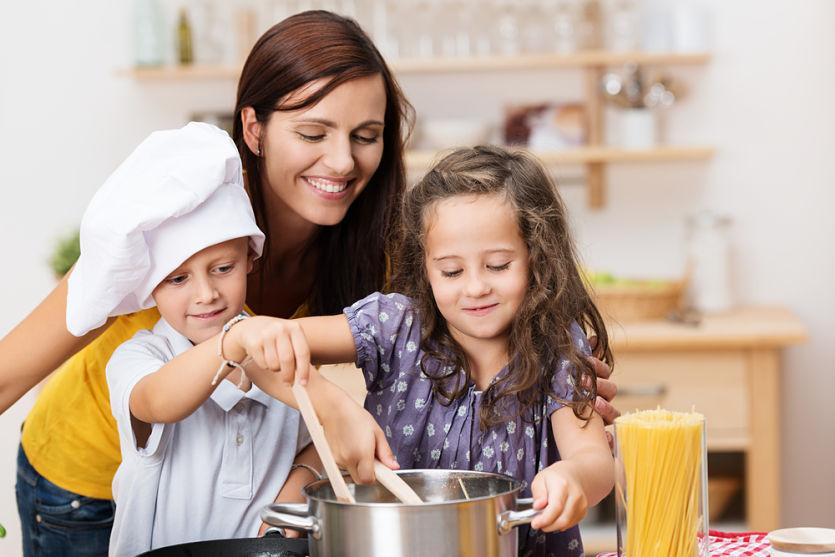 4 recetas con pescado para niños