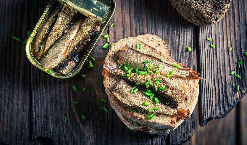 4 recetas con sardinas en aceite de oliva albo