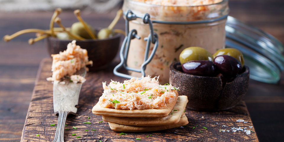 Paté de atún Albo