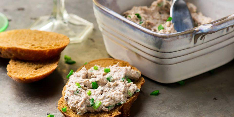 receta de paté de sardinas