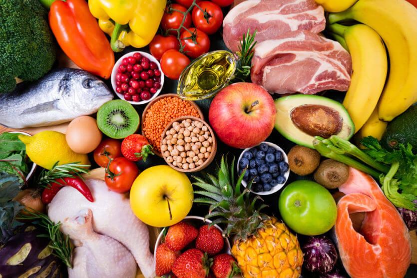 alimentos para la memoria y concentracion