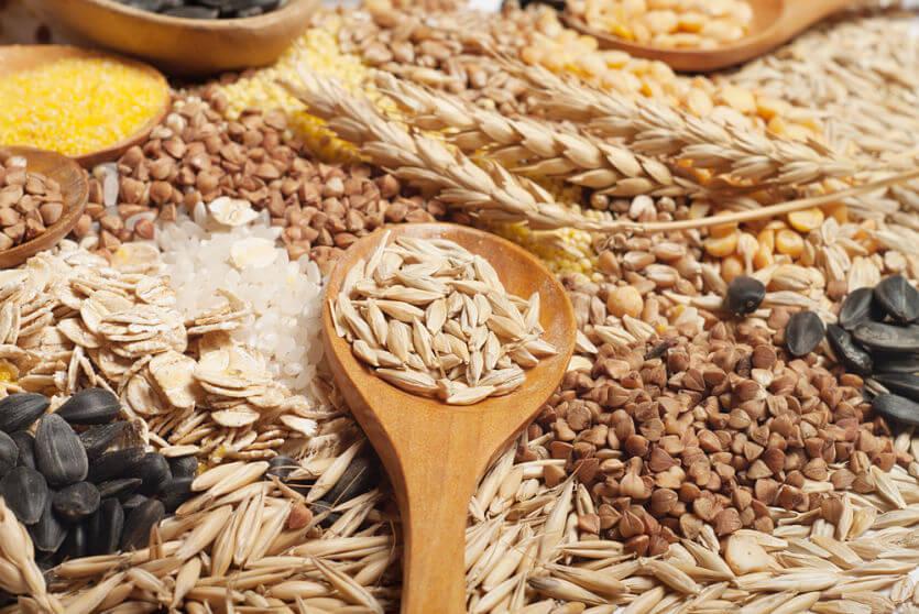 cereales integrales vitamina b