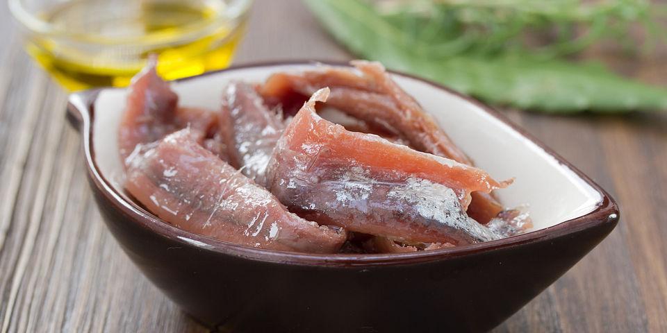 Receta salsa de anchoas ALBO