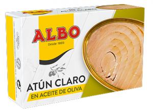 Atún Claro Albo